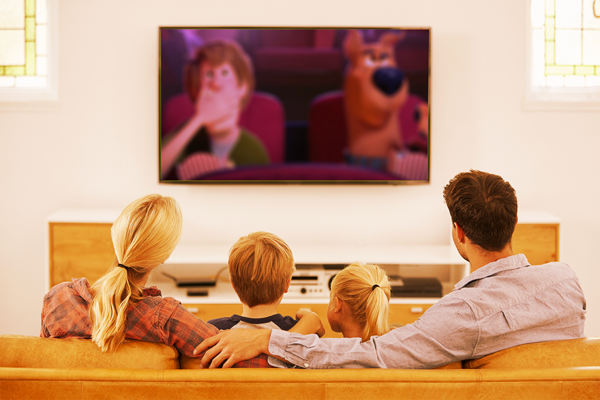 ENJOY MOVIE NIGHTS AT HOME